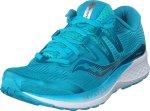 Saucony Ride Iso Blue, Sko, Sneakers & Sportsko, Sneakers, Turkis, Dame, 37