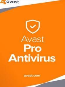Avast Pro Antivirus PC 1 Device 3 Years Avast Key GLOBAL