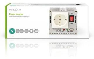 Nedis Power Inverter 12-230V/300W