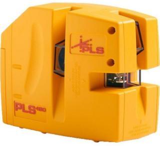 PLS 480 Krysslaser uten lasermottaker