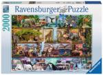 Amazing Animal Kingdom 2000 biter Ravensburger Puzzle Puslespill