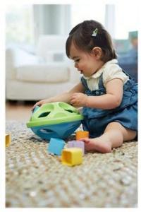 Green Toys - Shape sorter SPSA-1036