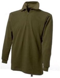 Beaver Lake Feltskjorte grønn S Tidløs og enkel