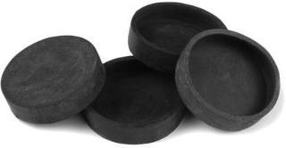 Gummi beskyttelse Ø 21 mm til disk eller krok magneter