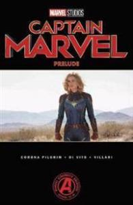 Marvel's Captain Marvel Prelude MARVEL COMICS