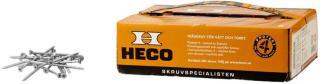 HECO Treskruer Protect 4 500-pk 5,0x100mm