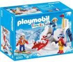 Playmobil Family Fun Snøballkrig 9283