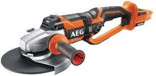 Vinkelsliper AEG BEWS18-230BL-0 18 V (uten batteri og lader)
