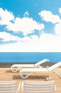 Ethimo Solseng Ocean, 2-Pk Unisex Varm hvit