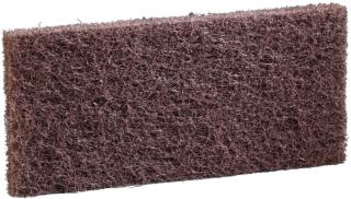 Doodelbug Håndpad 117x254mm brun SB8541 (Kan sendes i brev)