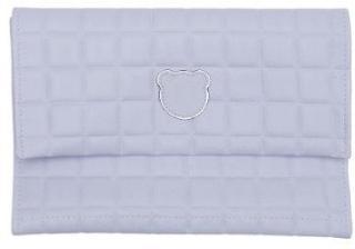 cambrass Våtørkpose vaffel himmelblå fra fødselen
