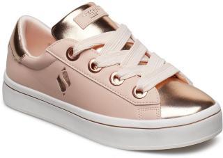 Skechers Girls Hi-Lite - Medal Toes Sneakers Sko Rosa Skechers