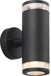 Namron Soto vegglampe dobbel GU10 sort 3234667 Taklampe / Vegglampe