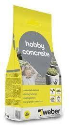 Weber Hobby Concrete 5 kg
