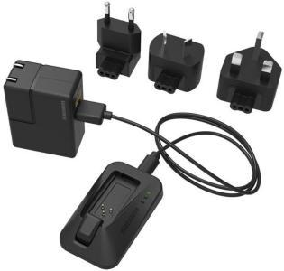 Sram eTap / AXS Powerpack Lader, US/EU/GB adaptere.