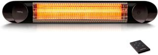 VEITO Blade 2000W Terrassevarmer m/fjernkontroll
