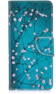 Deksel for Huawei P30 Pro - Rosa blomster