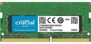Crucial - DDR4 - 4 GB - SO-DIMM 260-pin CT4G4SFS8266