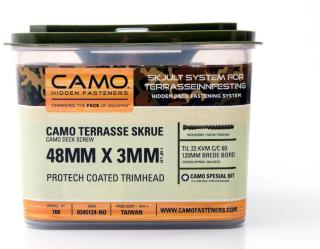 CAMO skrue 48 mm 700 stk