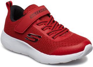 Skechers Boys Dyna-Lite Sneakers Sko Rød Skechers