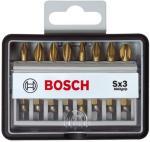 Bosch Sx3 Bitssett 8 deler