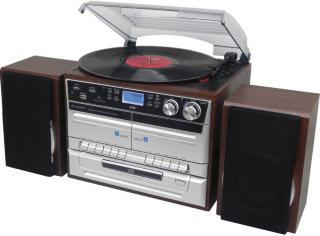 Soundmaster MCD5550 Stereo - Tre X14-E