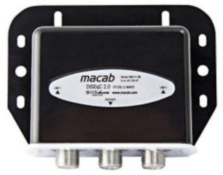 Macab 2-veis Hi-iso DiSEqC v2.00