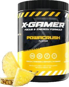 X-GAMER X-Tubz - Powacrush servings 60 (600g)   AG5ST2