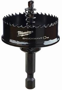 Core cutter with shank and pilot drill bit Milwaukee ShockWave 49569830 35x64 mm
