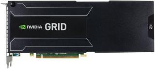 Hewlett Packard Enterprise NVIDIA GRID K2 - grafikkort - 2 GPU'er - GRID K2 - 8 GB (753958-B21)