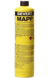 Sievert MAPP-gas Gassflaske EU (7/16