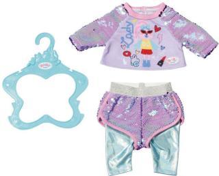 BABY Born Sister Fashion - genser og tights til dukke 43 cm