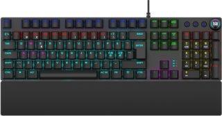 sort gaming tastatur Prissøk Gir deg laveste pris