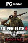 Sniper Elite 4 - Season Pass DLC PC Rebellion