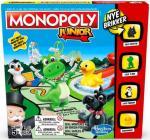 Monopoly Junior Brettspill - Norsk Ny 2019 Utgave!
