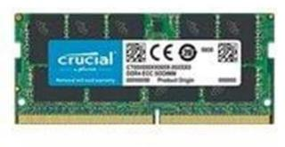 Crucial - DDR4 - 16 GB - SO DIMM 260-PIN CT16G4TFD8266