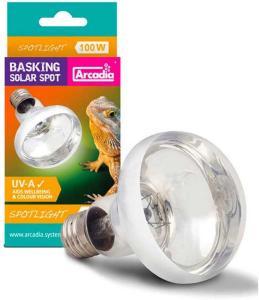 Arcadia Solar Basking Spotlight 100W