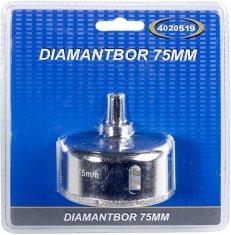 Vinon Diamantbor 75mm