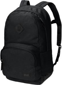 Jack Wolfskin Kings Cross Backpack ultra black One Size 2020 Fritids- og Skolesekker