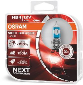 Osram HB4 Night Breaker Laser 150%