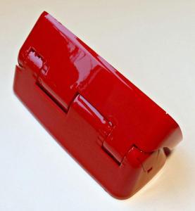 Rød veggbrakett for komfyrvakt sensor