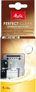 Melitta Rengjøringstabletter til Kaffe/espressomaskiner 4x1,8gr.