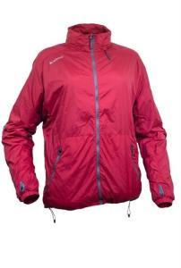 Warmpeace Speed Treningsjakke Red XL