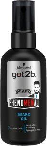 Schwarzkopf Got2b Beard Oil 75 ml Unisex No color