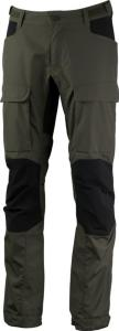 Lundhags Authentic II Ms Pant Tea Green/Black 52