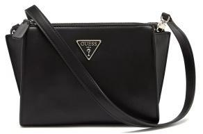 Guess Tangey Mini Crossbody Black One size