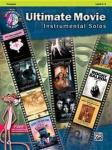 Ultimate Movie Instrumental Solos: Trumpet, Book & CD Alfred Music