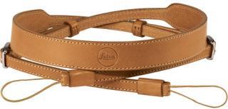 Leica Carrying strap D-Lux Brun nakkerem