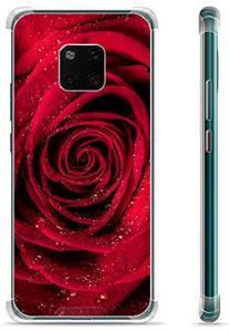 Huawei Mate 20 Pro Hybrid-deksel - Rose