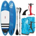 Fanatic Fly Air Package 10'8 Inflatable Sup with Paddles and Pump  2019 SUP Brett